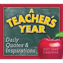 A Teachers Year 2017 Calendar