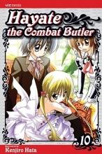Hata, Kenjiro Hayate the Combat Butler 10