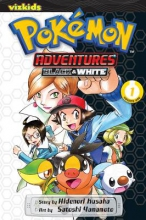 Kusaka, Hidenori Pokemon Adventures 1