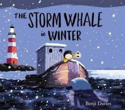 Davies, Benji The Storm Whale in Winter