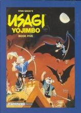 Sakai, Stan Usagi Yojimbo Book 5