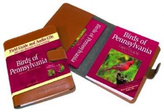 Tekiela, Stan Birds of Pennsylvania Field Guide and Audio Set