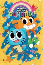 Gibson, Frank The Amazing World of Gumball 1