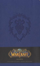 Blizzard Entertainment World of Warcraft Alliance Hardcover Ruled Journal Large