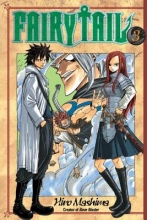 Mashima, Hiro Fairy Tail 3