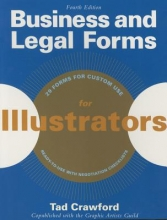 Crawford, Tad Business and Legal Forms for Illustrators