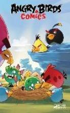 Tobin, Paul Angry Birds Comics 2