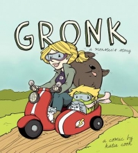 Cook, Katie Gronk a Monster`s Story 1