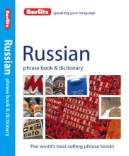 APA Publications Limited Berlitz Phrase Book & Dictionary Russian