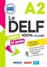 Girardeau, Bruno Le DELF Scolaire A2 - Übungsheft mit MP3-CD und Lösungen