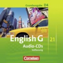 English G 21. Grundausgabe D 4. Audio-CDs