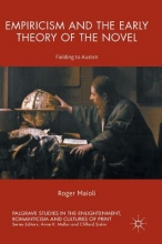 Maioli, Roger Empiricism and the Early Theory of the Novel