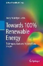 Towards 100% Renewable Energy