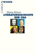 Klarer, Mario Literaturgeschichte der USA