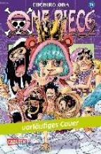 Oda, Eiichiro One Piece 74. Ich bin immer bei dir