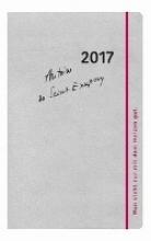 Saint-Exupéry, Antoine Saint-Exupry Taschenkalender 2017