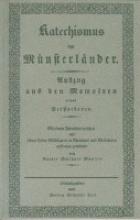 Katechismus der Münsterländer