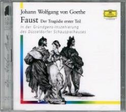 Goethe, Johann Wolfgang von Faust. Der Tragödie erster Teil
