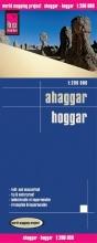 , Reise Know-How Landkarte Ahaggar Hoggar (1:200.000)