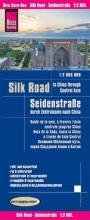 , Reise Know-How Landkarte Seidenstraße  (1:2.000.000): Durch Zentralasien nach China