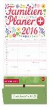 Familienplaner plus Tasche 2016