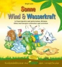 Laux, Birgit Sonne, Wind & Wasserkraft (Aktionsbuch)