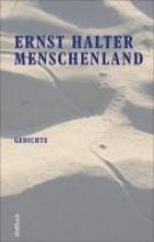 Halter, Ernst Menschenland