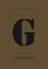 Hadler, Florian G - Geheimnis