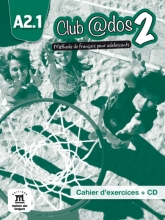 Club@dos 2 - Cahier d`exercices + CD