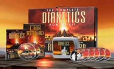 L. Ron Hubbard , De volledige hoe Dianetics wordt gebruikt KIT