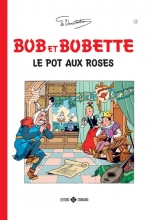 Willy  Vandersteen Le pot aux Roses
