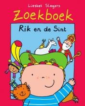 Liesbet  Slegers Rik Zoekboek Rik en de Sint