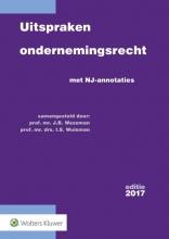Uitspraken ondernemingsrecht 2017