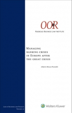 , Managing banking crises in Europe after the great crisis