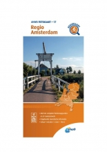 ANWB , Fietskaart Regio Amsterdam 1:66.666