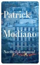 Patrick  Modiano Nachtelijk ongeval