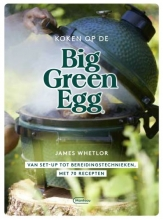James Whetlor , Koken op de Big Green Egg