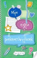 Nieske Selles-ten Brinke , Mijn eigen prekenschrijfboek