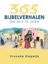 Vrouwke  Klapwijk 365 Bijbelverhalen om zelf te lezen