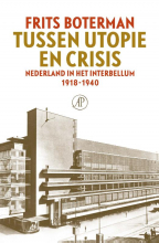 Frits Boterman , Tussen utopie en crisis