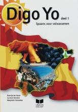 Doortje ter Horst Digo Yo deel 1 (spaans), incl. cd`s