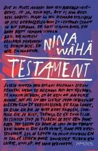 Nina  Wähä , Testament