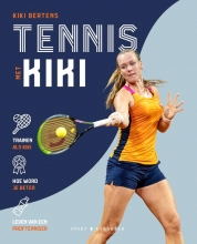 Kiki  Bertens Tennis met Kiki