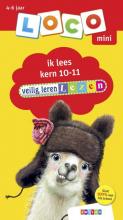 , Loco mini veilig leren lezen ik lees kern 10-11