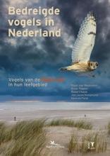 Robert  Kwak, Ruud van Beusekom, Ruud  Foppen, Jip  Louwe Kooijmans, Kees de Pater Bedreigde vogels in Nederland