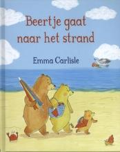 Emma  Carlisle Beertje gaat naar het strand