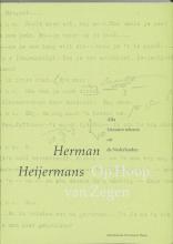 Hans van den Bergh Alfa-reeks Op hoop van zegen