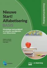 Ineke Segers Maaike van Utrecht  Anna van den Brink, Nieuwe Start! Alfabetisering Basis-Docentenhandleiding + E-learning