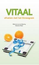 Willem Jan van de Wetering, Marianne  Meijer Vitaal slank met het Enneagram