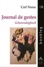 Carl  Norac Journal de gestes